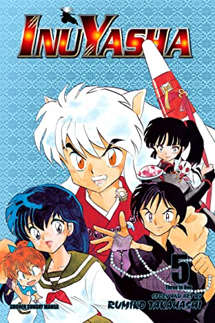 Inuyasha (VIZBIG Edition) Vol. 5: Dueling Emotions
