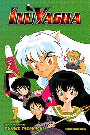 Inuyasha (VIZBIG Edition) Vol. 7: Dueling Emotions