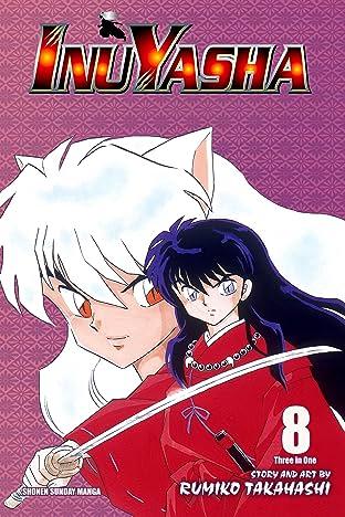 Inuyasha (VIZBIG Edition) Tome 8: Brotherly Love