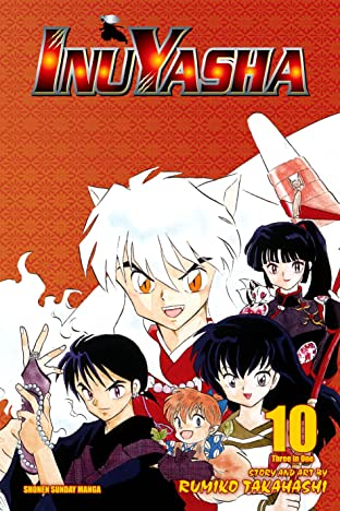 Inuyasha (VIZBIG Edition) Tome 10: Trapped!