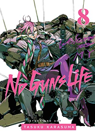 No Guns Life Vol. 8