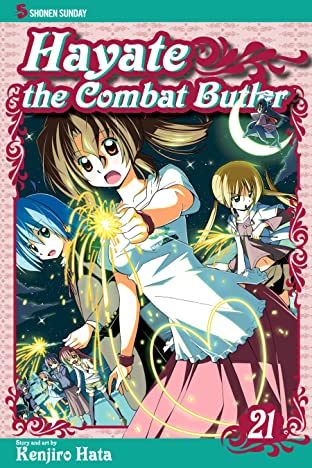 Hayate the Combat Butler Vol. 21