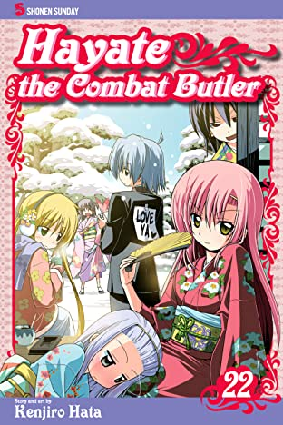 Hayate the Combat Butler Vol. 22