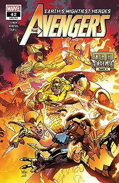 Avengers (2018-) #42