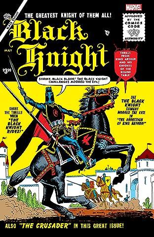 The Black Knight (1955-1956) #1: Facsimile Edition