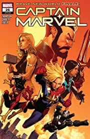 Captain Marvel (2019-) #26