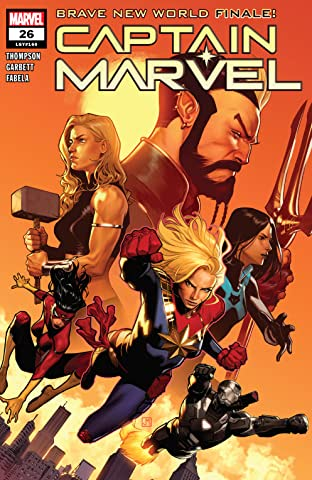 Captain Marvel (2019-) #26