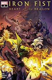 Iron Fist: Heart Of The Dragon (2021) #2 (of 6)