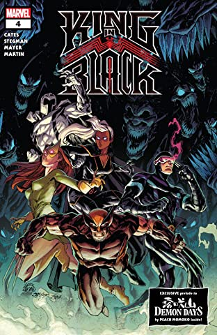 King In Black (2020-) #4 (of 5)