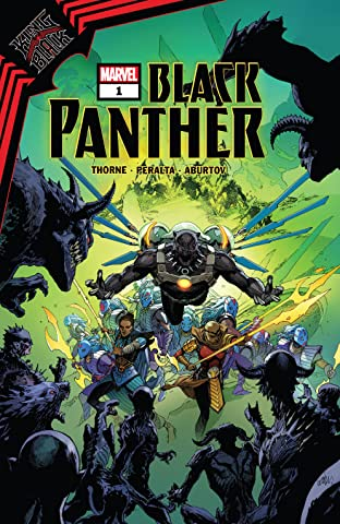 King In Black: Black Panther (2021) #1