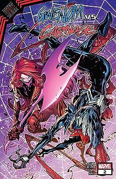 King In Black: Gwenom vs. Carnage (2021-) #2 (of 3)