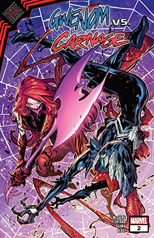 King In Black: Gwenom vs. Carnage (2021-) #2 (of 3)
