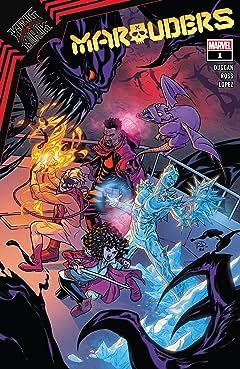 King In Black: Marauders (2021) #1