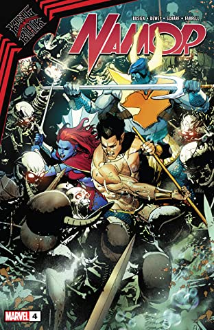 King In Black: Namor (2020-) No.4 (sur 5)