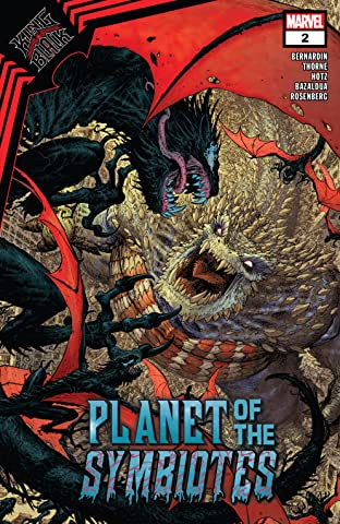 King In Black: Planet Of The Symbiotes (2021-) No.2 (sur 3)