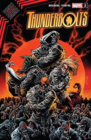 King In Black: Thunderbolts (2021-) No.2 (sur 3)