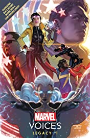 Marvel's Voices: Legacy (2021) No.1