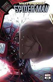 Miles Morales: Spider-Man (2018-) No.23