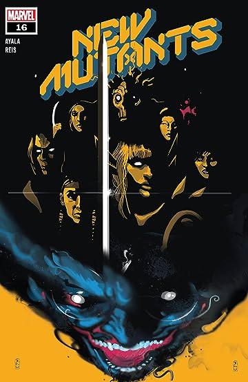 New Mutants (2019-) #16