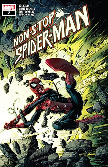 Non-Stop Spider-Man (2021-) No.2