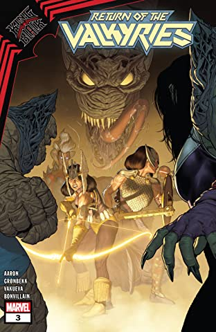 King In Black: Return Of The Valkyries (2021-) #3 (of 5)