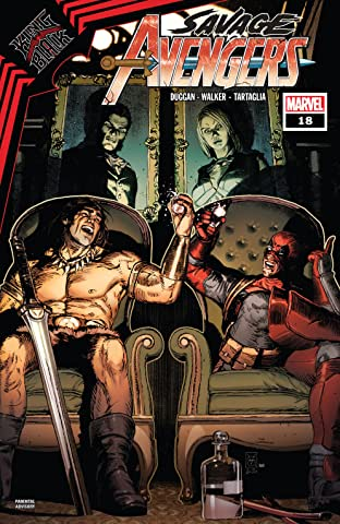 Savage Avengers (2019-) No.18