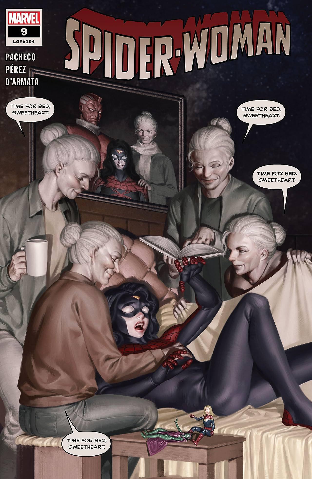 Spider-Woman (2020-) #9