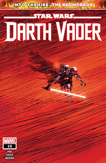 Star Wars: Darth Vader (2020-) #10