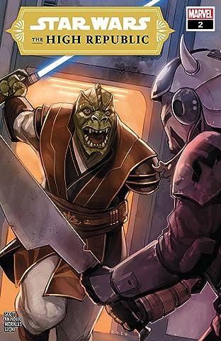 Star Wars: The High Republic (2021-) #2
