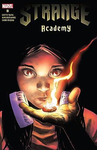 Strange Academy (2020-) No.8