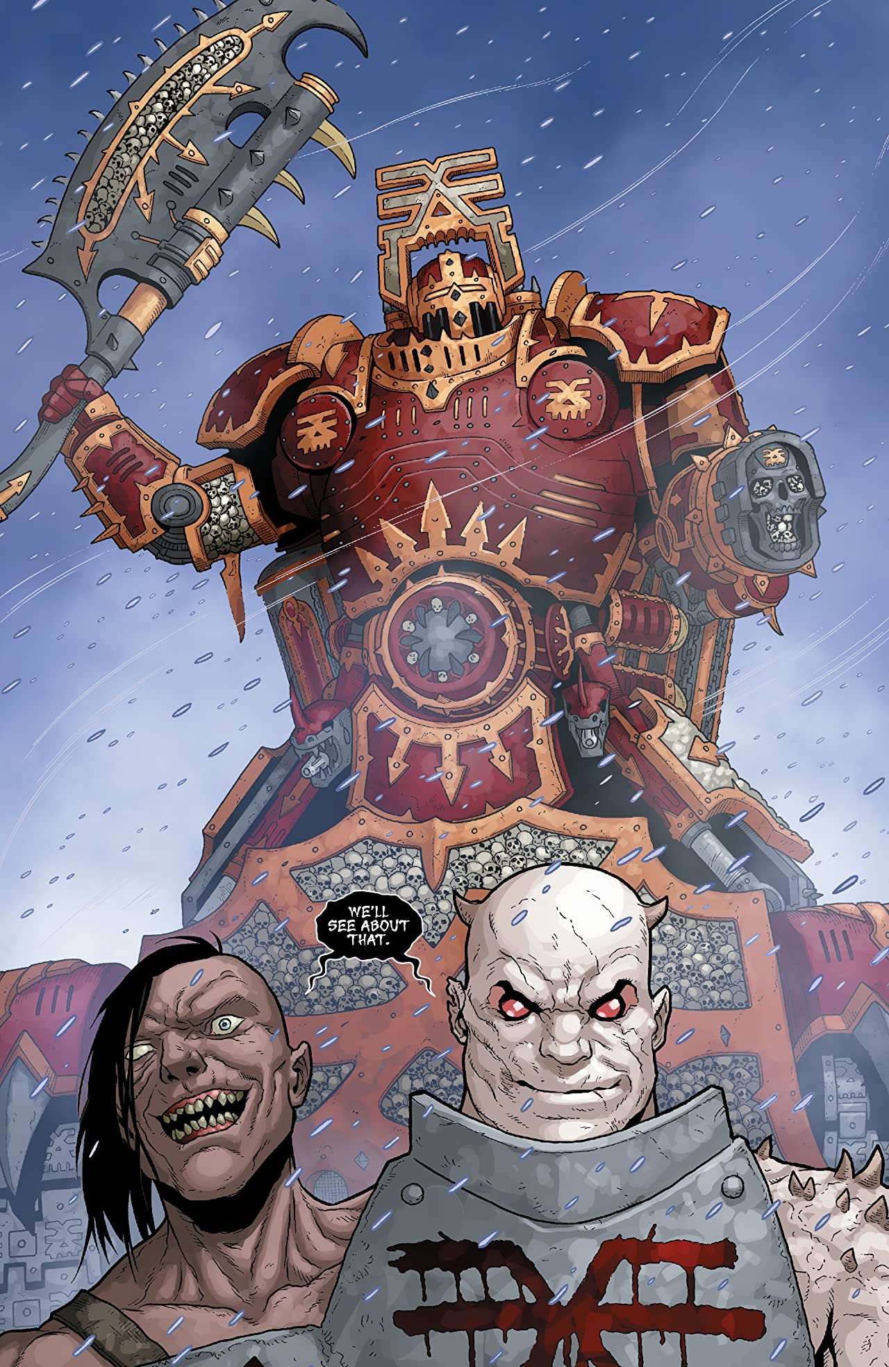 Warhammer 40,000: Marneus Calgar (2020-) #5 (of 5)