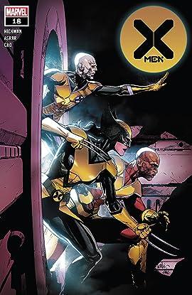 X-Men (2019-) #18