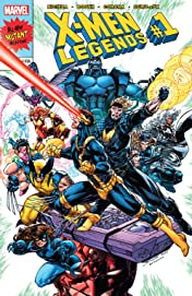 X-Men Legends (2021-) #1
