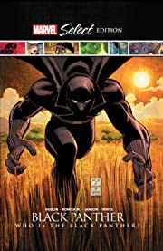 Black Panther: Who Is The Black Panther? Marvel Select