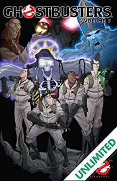 Ghostbusters (2013-2014) Vol. 7: Happy Horror Days