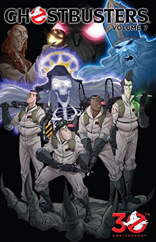 Ghostbusters (2013-2014) Tome 7: Happy Horror Days