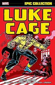 Luke Cage Epic Collection: Retribution