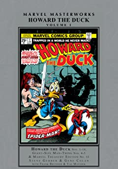 Howard The Duck Masterworks Tome 1