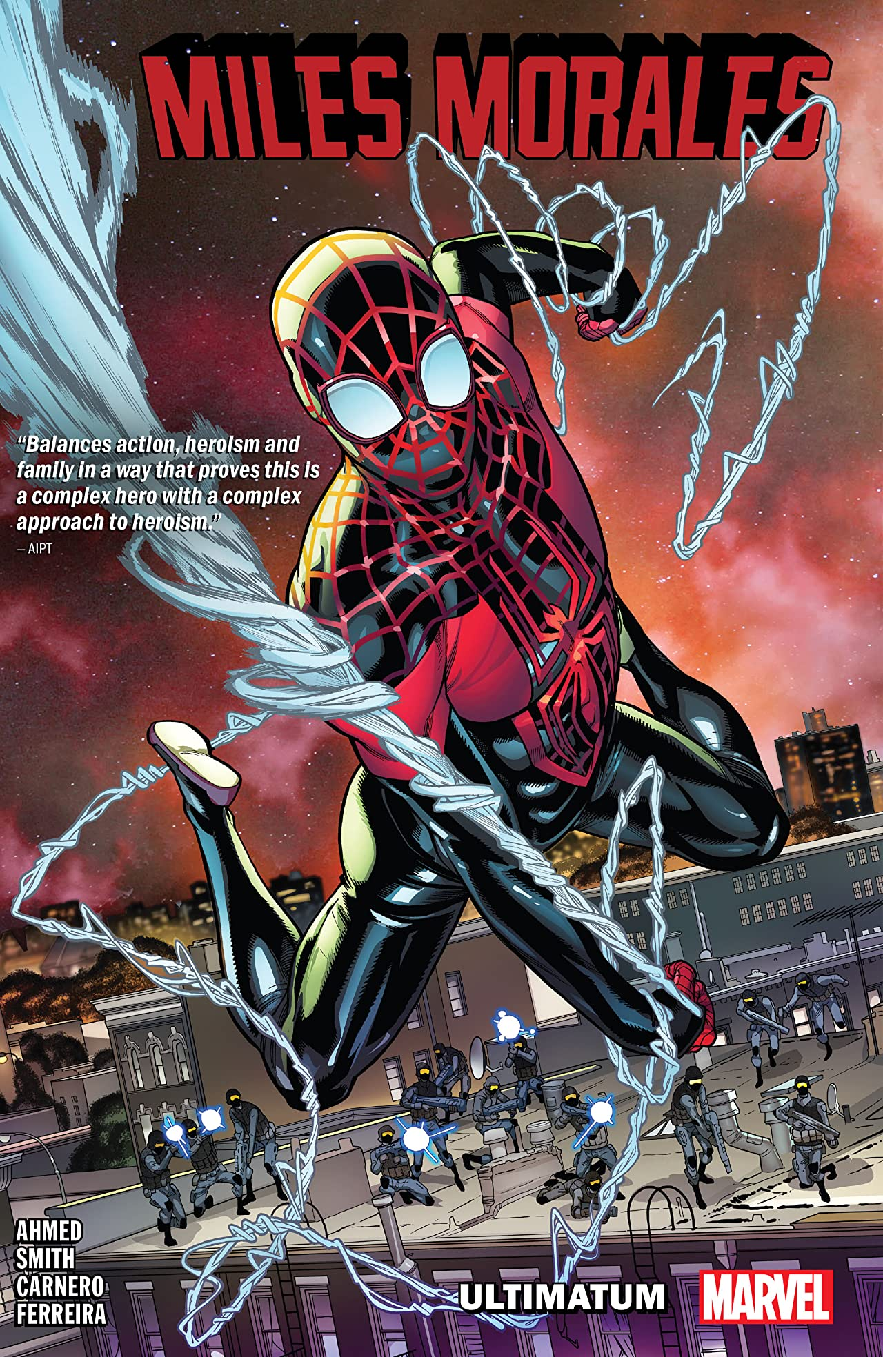 Miles Morales Vol. 4: Ultimatum