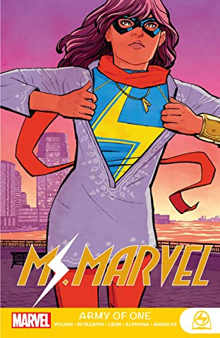 Ms. Marvel: Army Of One