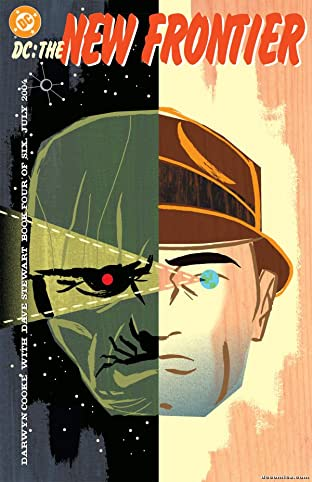 DC: The New Frontier #4