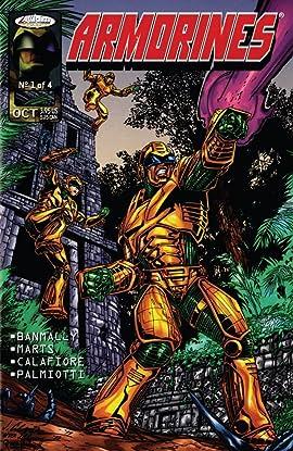 Armorines (1999) No.1