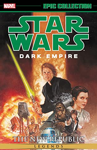 Star Wars Legends Epic Collection: The New Republic Tome 5