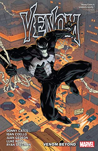 Venom by Donny Cates Tome 5: Venom Beyond
