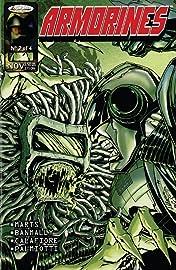 Armorines (1999) #2