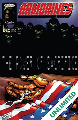 Armorines (1999) #3
