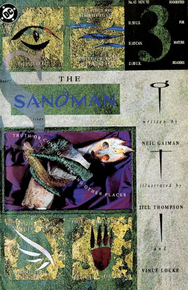The Sandman #43