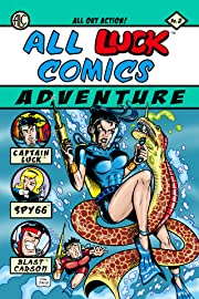 All Luck Comics Adventure No.2