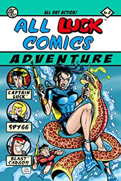 All Luck Comics Adventure #2
