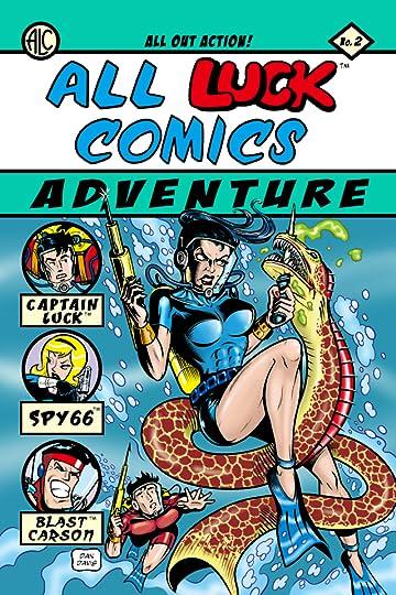 All Luck Comics Adventure #2